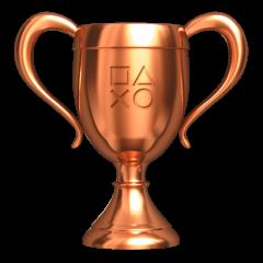 Trophée bronze