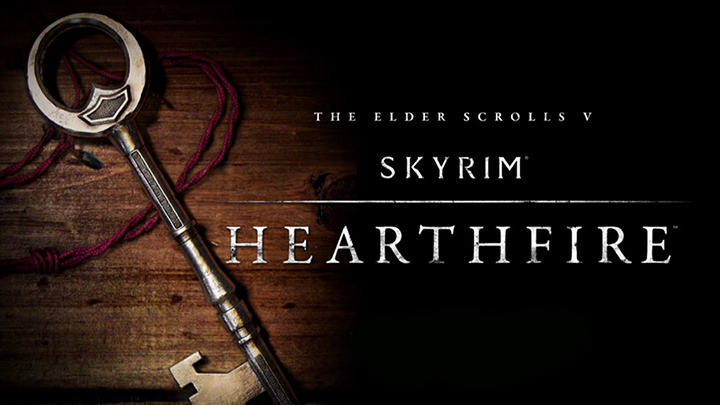 The Elder Scrolls V : Skyrim DLC Hearthfire