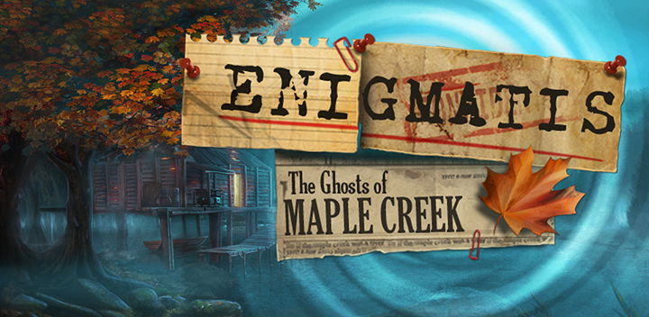 Enigmatis : The Ghosts of the Maple Creek