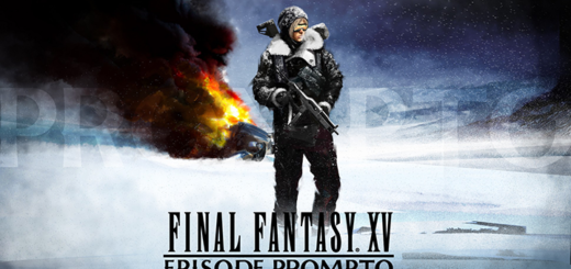 Final Fantasy XV DLC Episode Prompto
