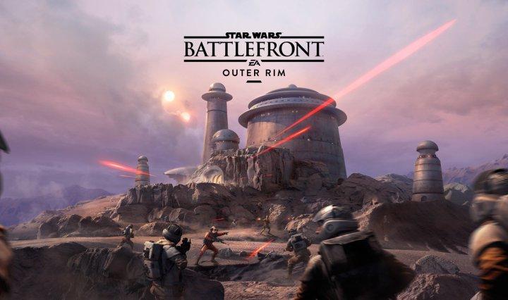 Star Wars Battlefront : Rogue One Bordure Extérieure