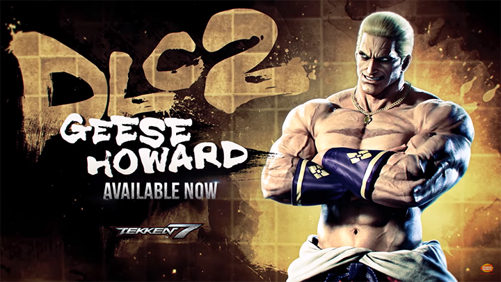 Tekken 7 DLC 2