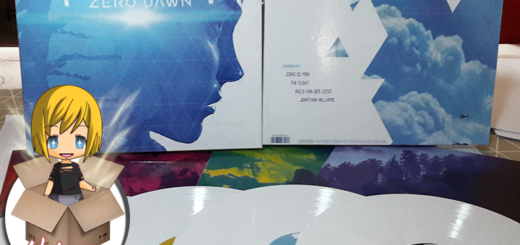 Horizon Zero Dawn Vinyles