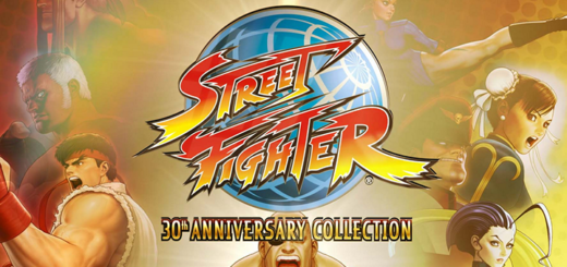 Street Fighter compilation