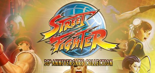 Street Fighter compilation