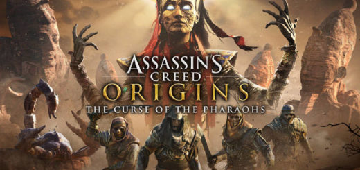 Assassin's Creed Origins The Curse of the Pharaohs guide des trophées