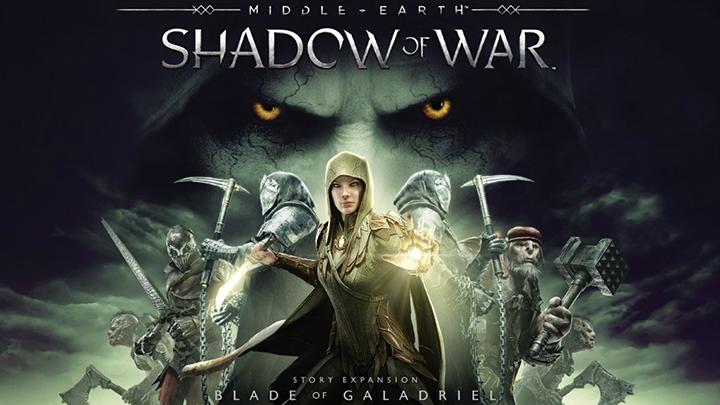 Shadow of War L'ombre de la Guerre La lame de Galadriel