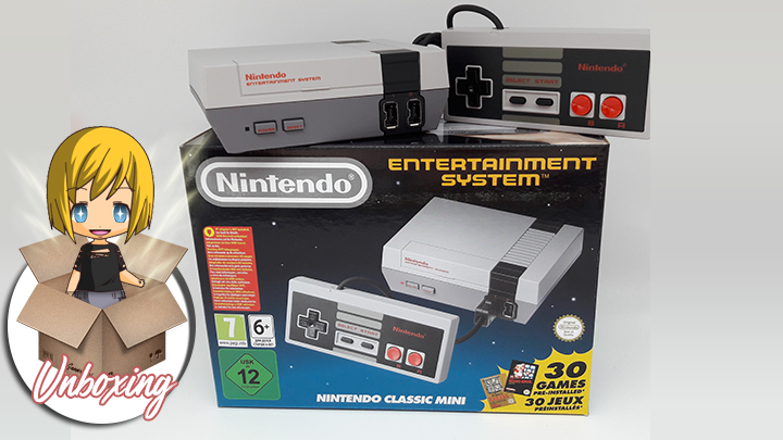 Nintendo Classic Mini NES Mini