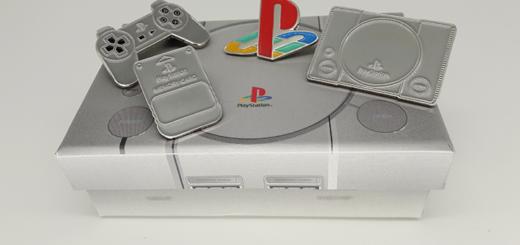 Pin's Playstation 1