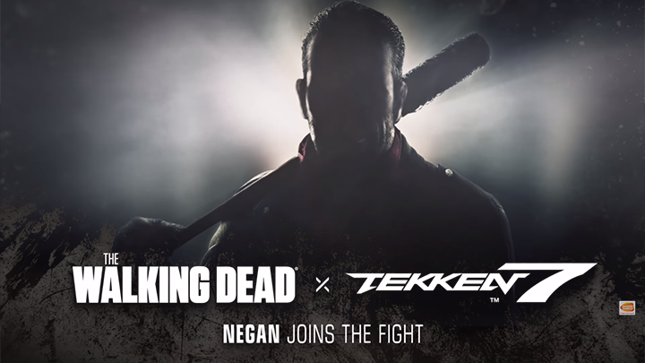 Tekken 7 x The Walking Dead Negan
