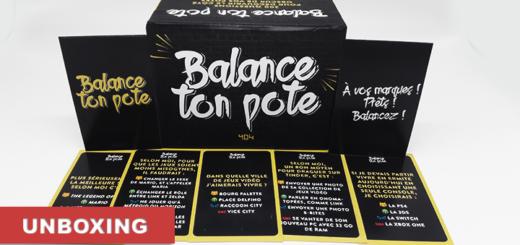 Balance ton pote geek