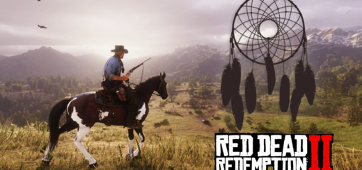 Red Dead Redemption attrape-rêves