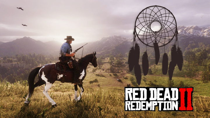 Red Dead Redemption 2 attrape-rêves