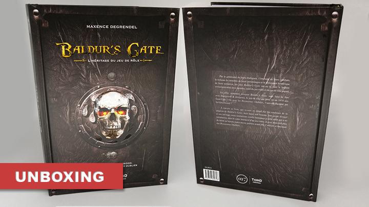 Baldur's Gate L'héritage du jeu de rôle