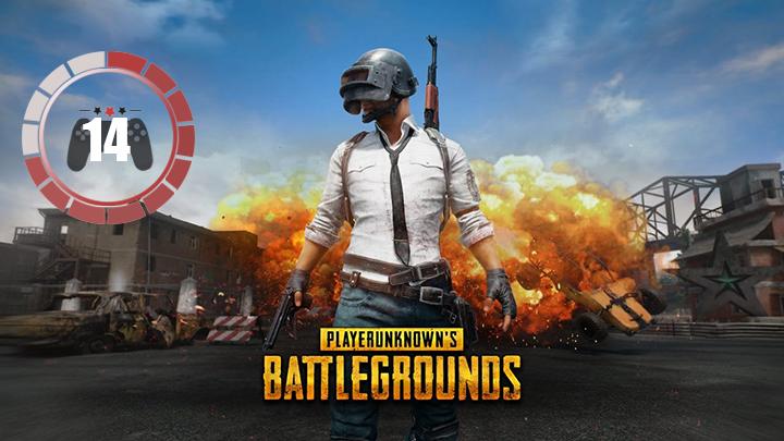 PlayerUnknown's Battlegrounds test