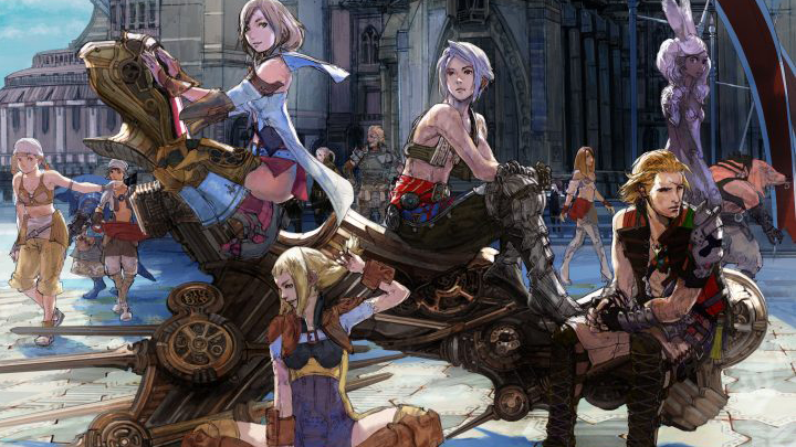 Final Fantasy XII The Zodiac Age Final Fantasy X/X-2 Remaster switch