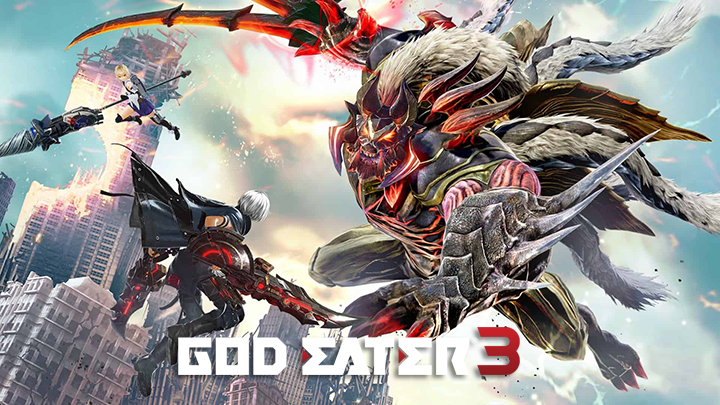 God Eaters 3