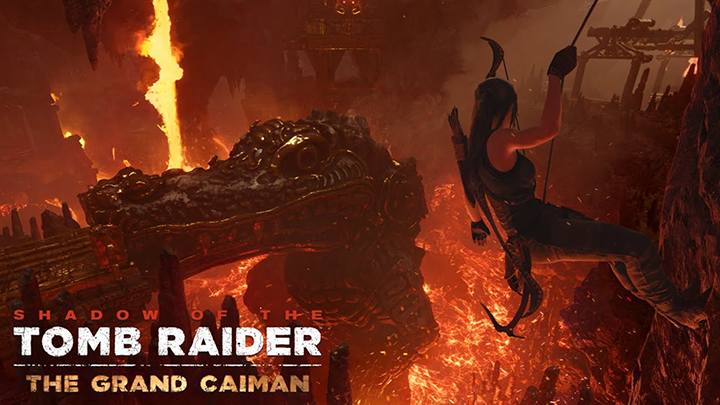 Shadow of the Tomb Raider The Grand Cayman