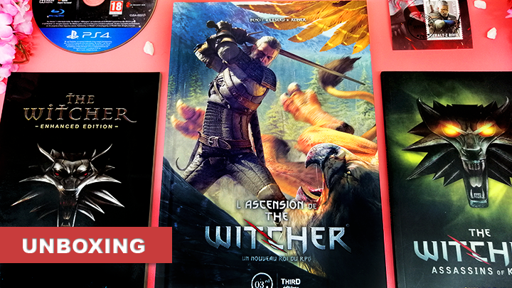 The Witcher Third Editions