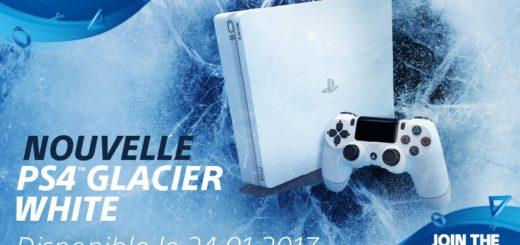 Playstation 4 Glacier White