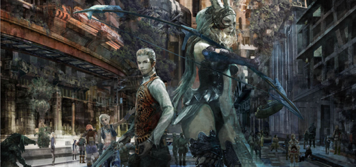 Final Fantasy XII arc Moraine Seitengrat