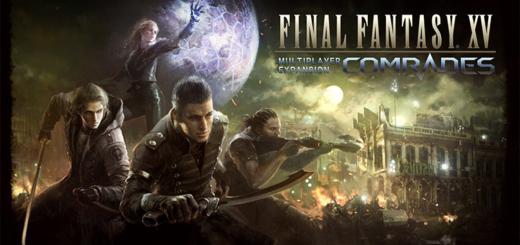 Final Fantasy XV Comrades