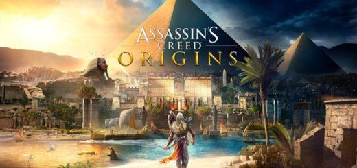 Assassin's Creed Origins guide des trophées