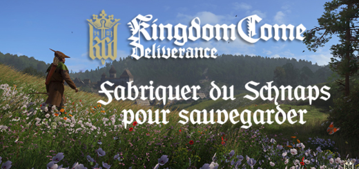 Kingdom Come Deliverance Schnaps