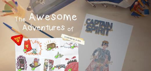 The Awsome Adventures of Captain Spirit