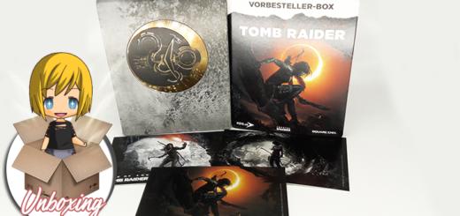 Steelbook Shadow of the Tomb Raider