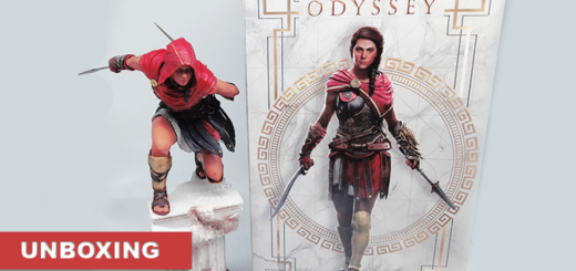 Assassin's Creed Odyssey Kassandra figurine