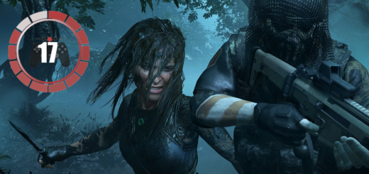Shadow of the Tomb Raider test